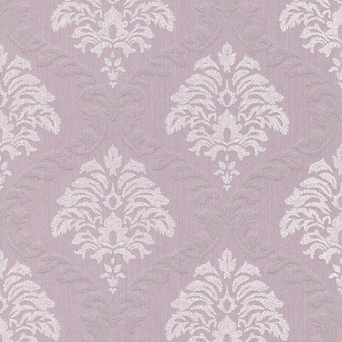 Viskose Tapete Barock Rasch Textil flieder 076263 online kaufen