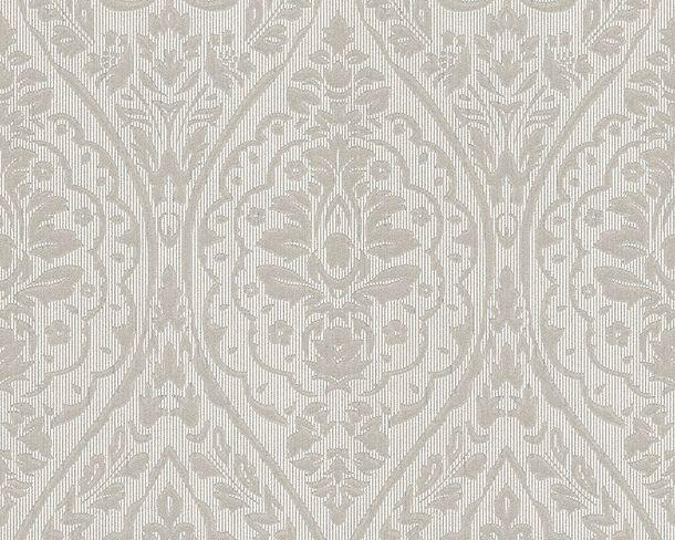 Tapete Vlies Barock grau weiß Tessuto 96195-5 online kaufen