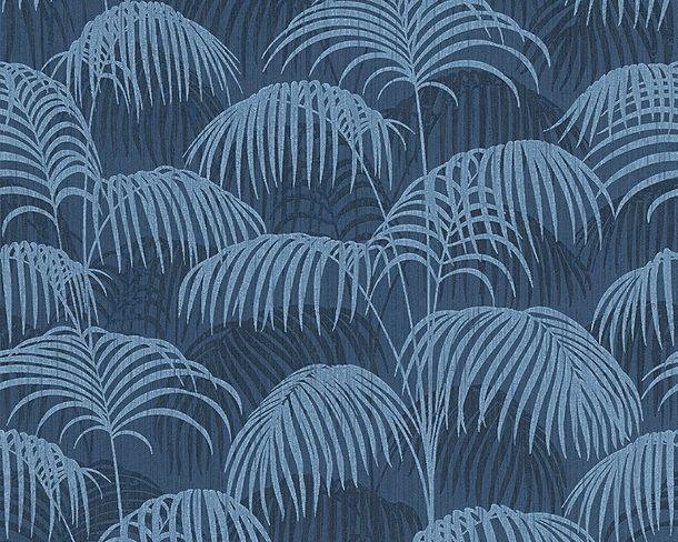 Tapete Vlies Natur blau Tessuto 96198-3 online kaufen