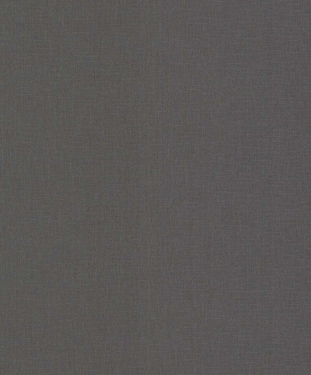 Textil tapete uni dunkelbraun rasch textil sky 077161 - Tapete textil ...