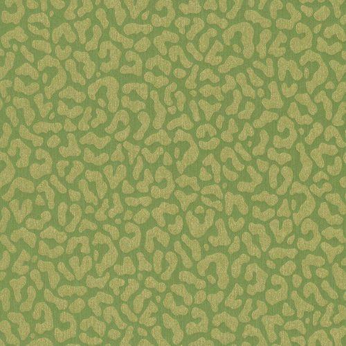 Wallpaper graphic green gold Rasch Textil 077369 online kaufen