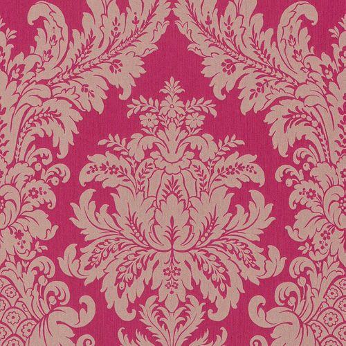 Tapete Vlies Natur rot creme Rasch Textil 077239 online kaufen