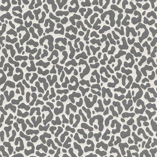 Wallpaper graphic anthracite Rasch Textil 077390 online kaufen