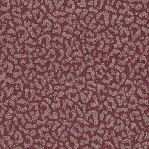 Tapete Vlies rot silber Grafisch Rasch Textil 077475 online kaufen
