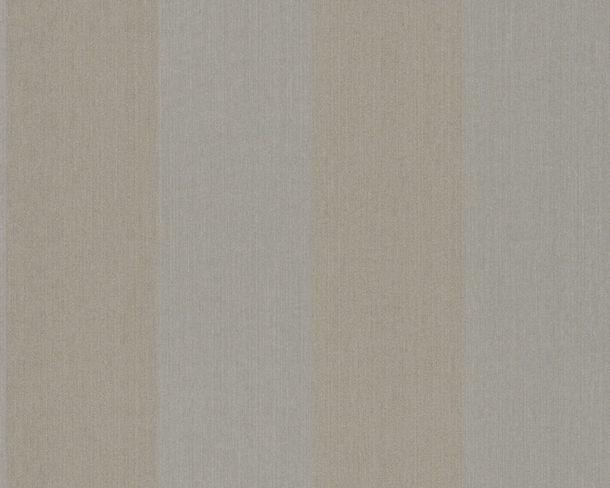 Tapete Vlies Streifen braun grau Haute Couture 2907-48 online kaufen