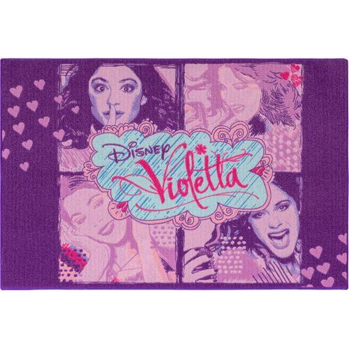Kids Rug Disney Violetta Girl Carpet 95x133cm online kaufen