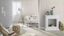 Room picture Barbara Becker bb Home Passion wallpaper stripes grey 467048 3