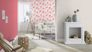 Room picture Barbara Becker bb Home Passion wallpaper plain grey 479423 3