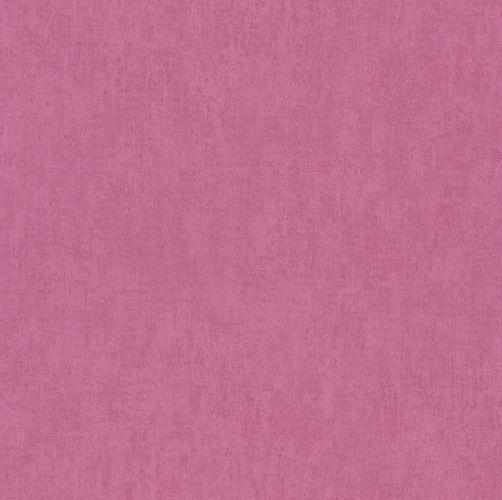 Kid's Wallpaper Plain Plaster Look pink Rasch 247466