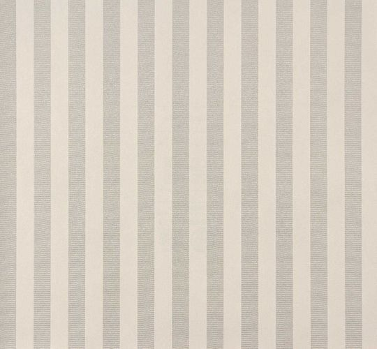 Wallpaper stripes Rasch Trianon white silver 515343 online kaufen