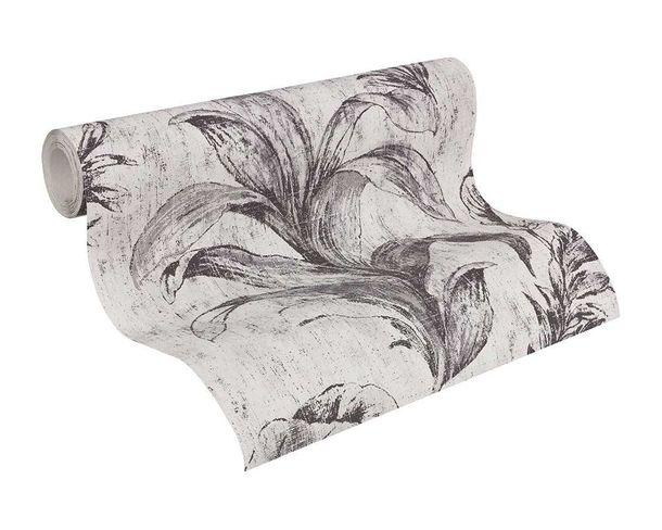 Michalsky Tapete Blumen Designer beige 30456-2 online kaufen