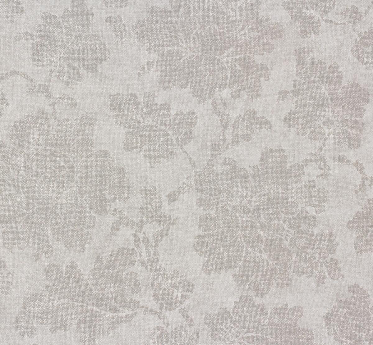 tapete floral grau as creation elegance 30519 1. Black Bedroom Furniture Sets. Home Design Ideas