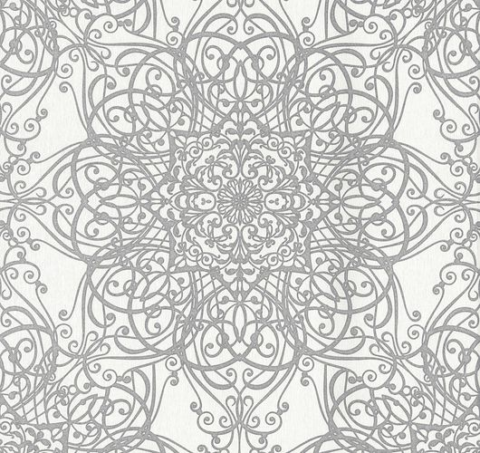 Guido Maria Kretschmer wallpaper cream ornament 02465-30