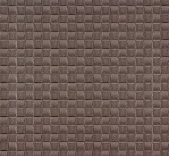 Guido Maria Kretschmer wallpaper brown tile 02468-20