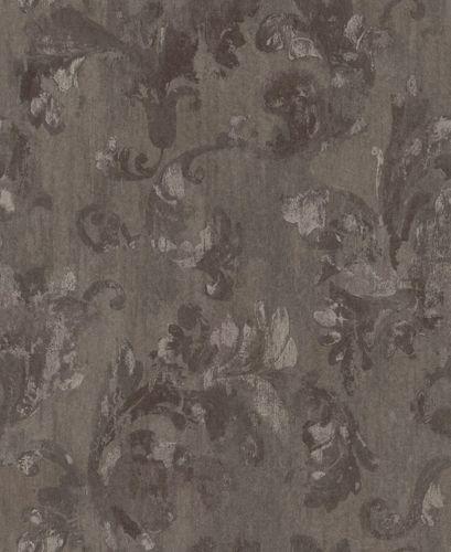 Rasch Textil wallpaper floral brown grey 227023 online kaufen
