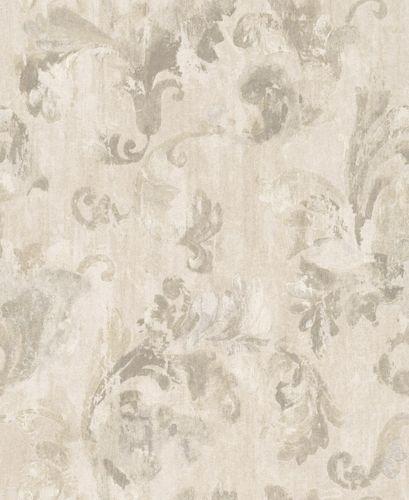 Rasch Textil wallpaper floral beige cream 227061 online kaufen