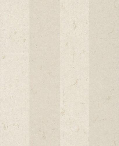 Tapete Vlies Block-Gestreift Used Glitzer creme weiß 227375 online kaufen