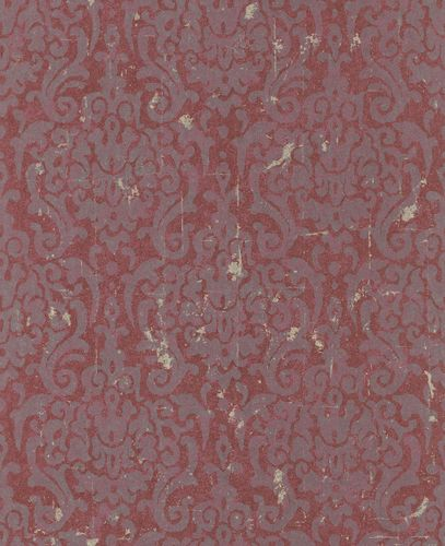 Rasch Textil wallpaper baroque red 227399 online kaufen