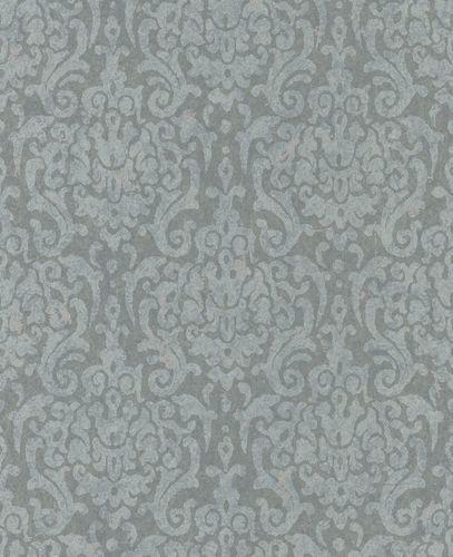 Rasch Textil wallpaper baroque turquoise 227436 online kaufen