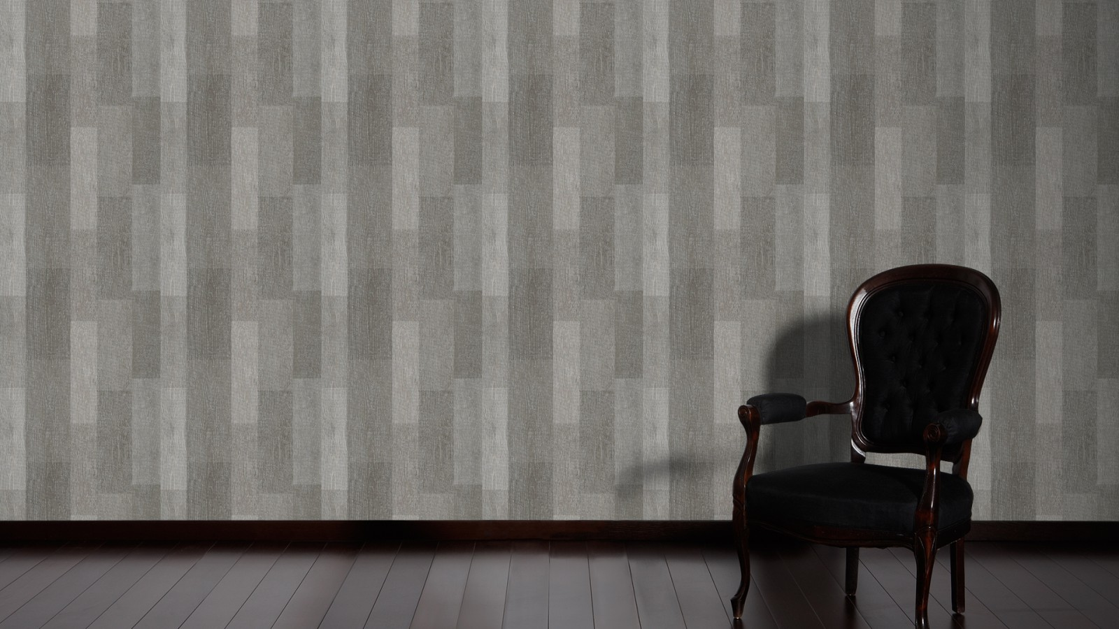 Wallpaper Wood Optics Grey Silver Livingwalls 30643 1