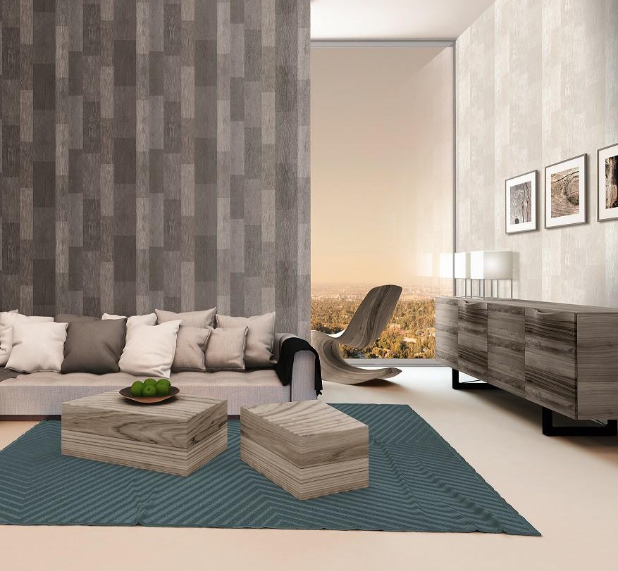 tapete vlies holz wei beige livingwalls titanium 30643 3. Black Bedroom Furniture Sets. Home Design Ideas