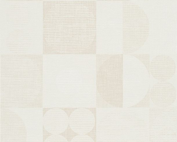 Wallpaper graphic cream beige livingwalls 30644-4 online kaufen