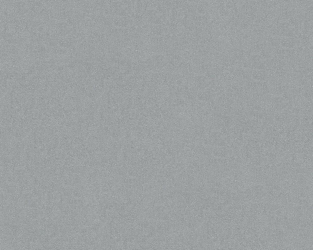 Tapete vlies struktur glitzer grau as creation 8818 23 for Tapete glitzer grau