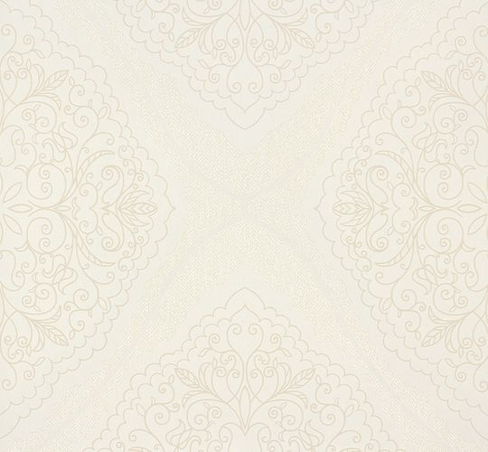 Marburg wallpaper ornamental-design cream beige 57103 online kaufen