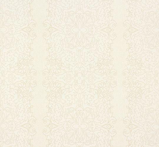 Zuhause Wohnen Tapete Floral creme beige 57108 online kaufen