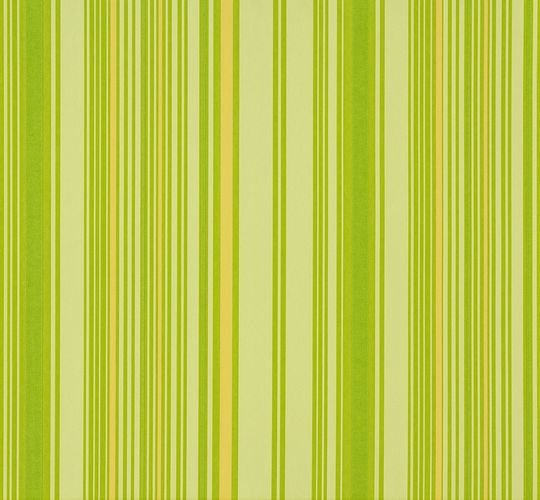Marburg wallpaper striped green yellow 57139 online kaufen