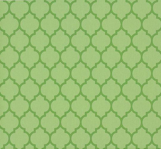 Zuhause Wohnen Tapete Verzierung grün grün 57143 online kaufen