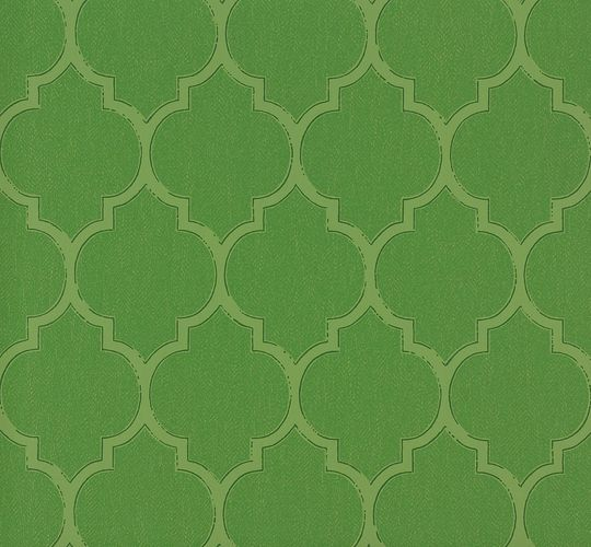 Marburg wallpaper ornamental-design green 57146 online kaufen