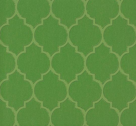 Zuhause Wohnen Tapete Verzierung grün 57146 online kaufen