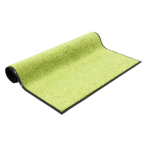 Door Entrance Barrier Mat X-Tra Clean plain green online kaufen