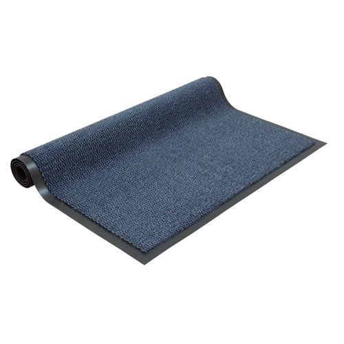 Door Entrance Barrier Mat Basic Clean mottled blue online kaufen