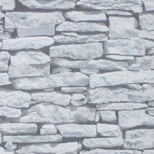 Wallpaper stone-style grey Moroccan 623009 buy online