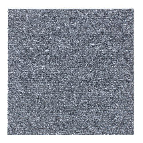 Teppichfliese selbstliegend grau Diva 50x50 cm online kaufen