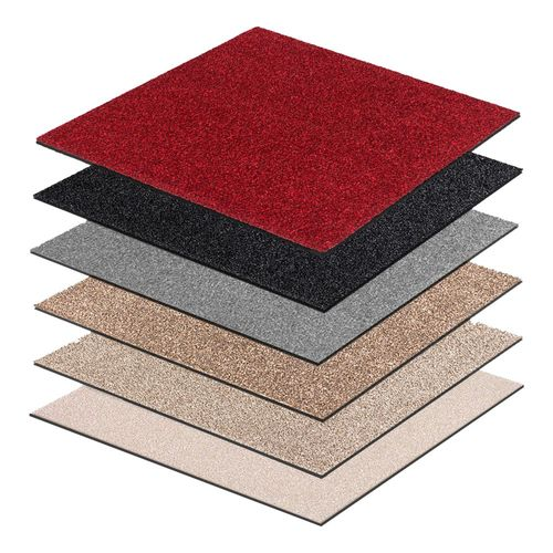 Carpet Tile Velour Heavy Duty var. colours Intrigo online kaufen