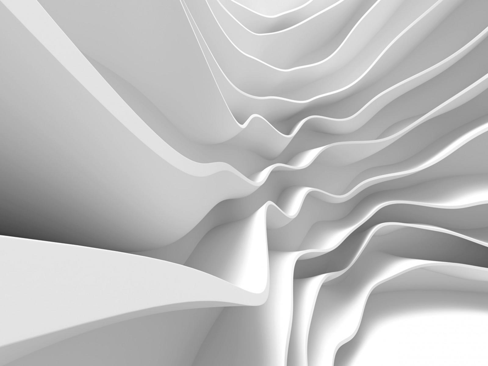 e17db3d41b82 XL Fototapete Tapete Grafisch Wellen Modern Design