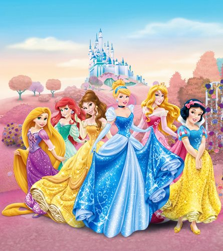 Disney XL Photo Wallpaper Mural Princess Cindarella