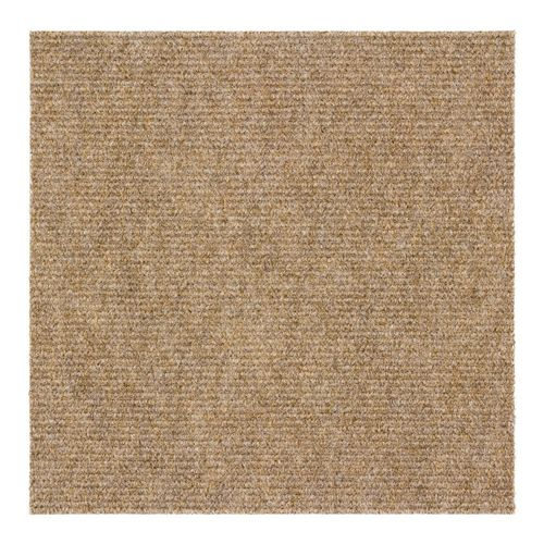 Carpet Tile self-adhesive ribbed Needle Felt beige online kaufen