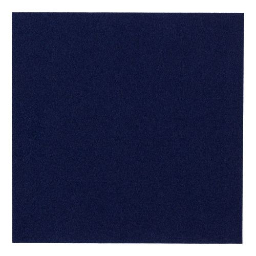Carpet Tile self-adhesive Needle Felt blue