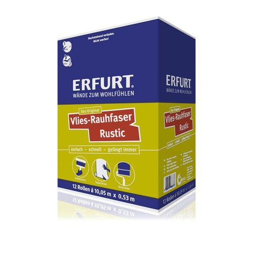 12 Rollen Erfurt Vlies Rauhfaser Rustic Tapete online kaufen