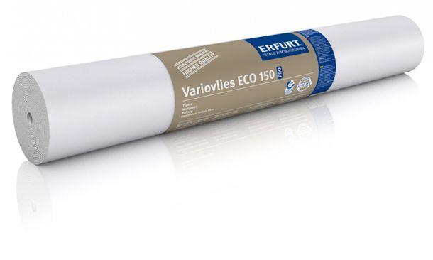 8x Erfurt EcoVlies EV 150 Glattvlies 25x0,75m | 150m² online kaufen