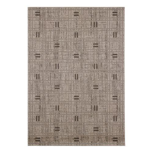 Carpet Flatwoven Rug bar stripes Andria beige online kaufen