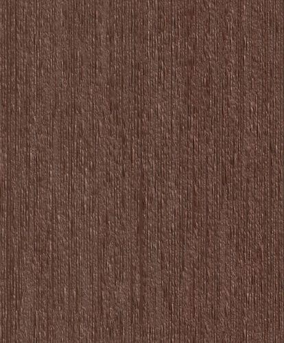 Vliestapete Uni Rasch Textil Papiergarn braun 077727