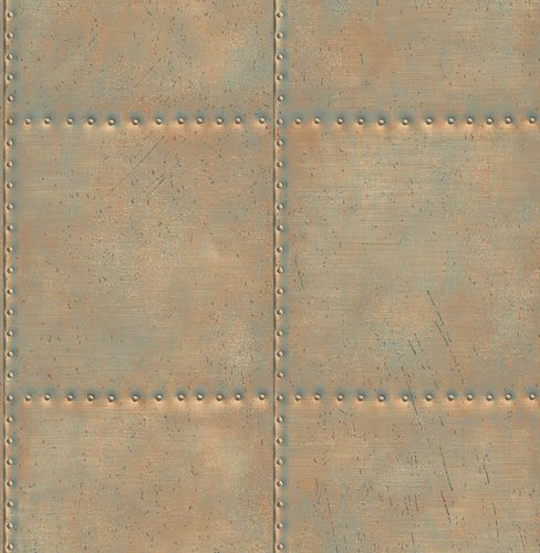Wallpaper metal boards Rasch Textil grey 022344 online kaufen