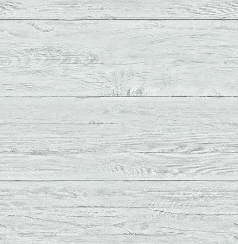 Vliestapete Holz-Optik Holzlatten blau 122325 online kaufen