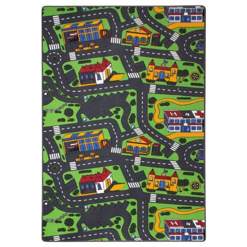 Kids Rug Carpet Street Play Carpet Boys Girls 120x200cm buy online