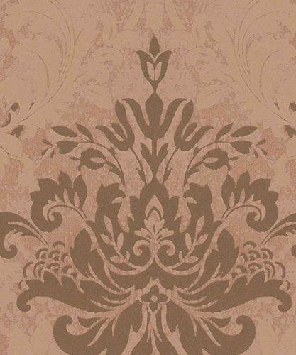 Tapete Vlies Ornamente Glanz-Effekt terra Marburg 57922 online kaufen